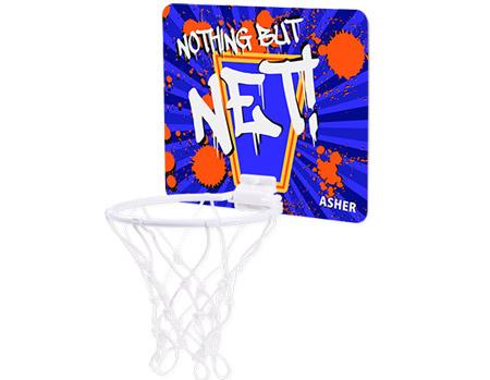 "Unisub 7.5""x9"" Mini Basketball Goal"