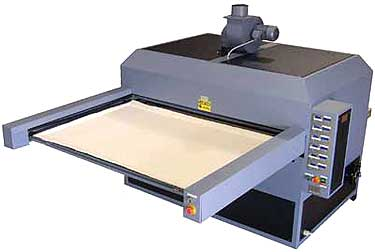 AIT 165CR 39x63 Air Automatic Shuttle Heat Press