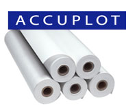 "AccuPlot Sublimation Heat Transfer Paper 17""x100'"