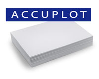 "AccuPlot Sublimation Heat Transfer Paper 8.5""x14"""