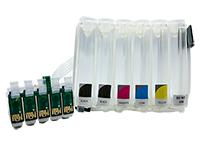 Pro-Flo Bulk Ink System Kit Epson Workforce 30
