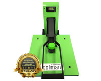 Colman 15X15 Heat Press