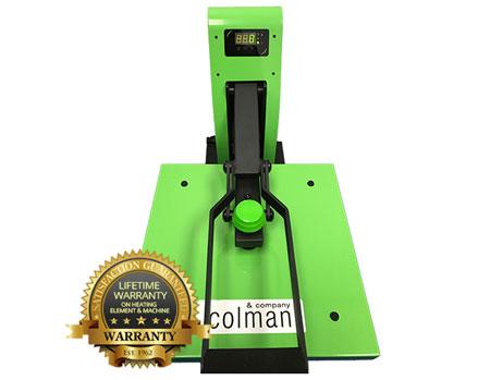 Colman 15X15 Heat Press