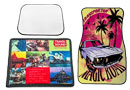 Blank Floor Mats and Car Mats For Sublimation Printing