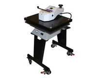 Geo Knight DK25SP 20x25 Air Automatic Jumbo Heat Press swing away