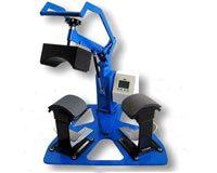 Geo Knight DK7T Twin Cap Heat Press 4x7