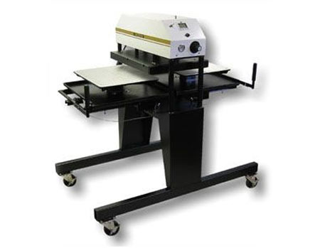 Geo Knight 394 Series 16x20 and 20x25 Shuttle Heat Press