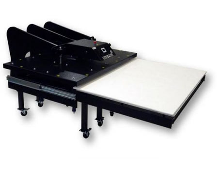 Geo Knight MAXI PRESS Air-Operated Heat Press Large Format