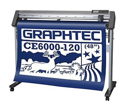 Graphtec CE6000-120 Plus Vinyl Cutter