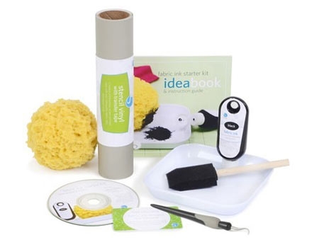 Silhouette Fabric Ink Transfer Starter Kit ROBO