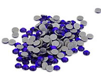 Cobalt Rhinestones for Heat Transfer