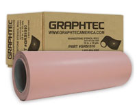 Graphtec Rhinestone Stencil Material CE and FC Series With Paper Backing