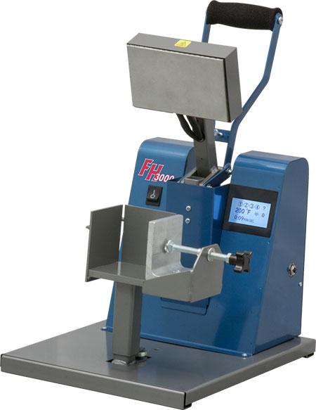 Hix FH-3000-D Cube Heat Press