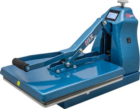 Hix HT600 16x20 Heat Press clamshell