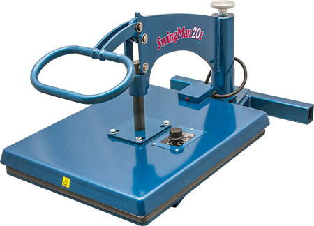 "Hix Swingman 20E 16""x20"" Heat Press Swing Away"