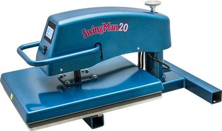 Hix Swingman 20 16x20 Heat Press swing away