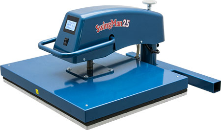 Hix Swingman 25 20x25 Heat Press swing away