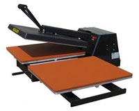 Hix Heat Press EZ Glide Shuttle Attachment