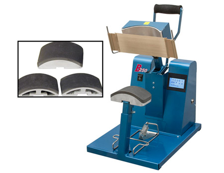 Hix B-250D Cap Heat Press