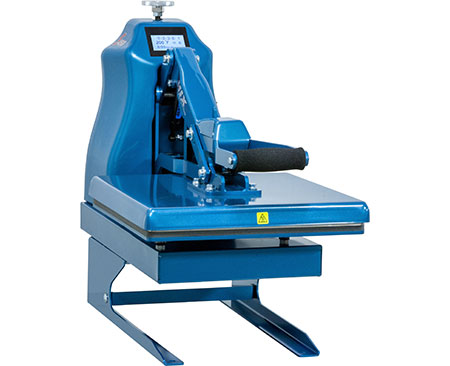 Hix S-450 15x15 Auto Open Heat Press clamshell