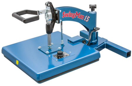 "Hix Swingman 15 15""x15"" Heat Press"