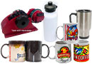 Sublimation Mugs, Steins, Bottles and more