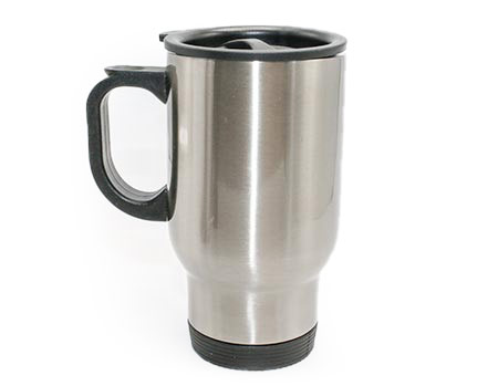 Stainless Steel Sublimation Travel Mug 14oz