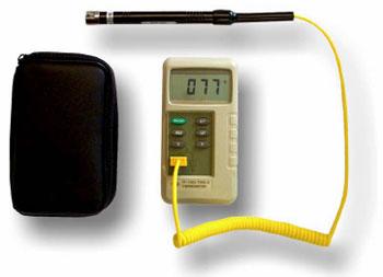 Digital Pyrometer Surface Probe Kit for Heat Press Temperature Readings