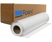 Solvent Glossy Paper w/ Adhesive