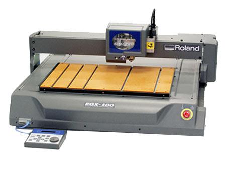Roland EGX-400 Rotary Desktop Engraver