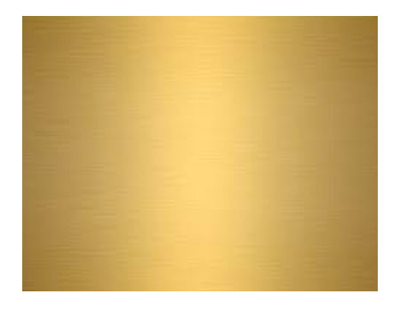 "Rowmark Sublimation Mates Sheet Stock - 12""x24"" Brushed Gold (10 sheets per case)"