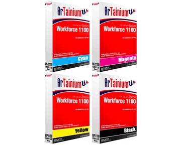Epson WF1100 Artainium UV Sublimation Ink Bags