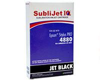 Epson 4880 SubliJet IQ  Jumbo Sublimation Ink - Jet Black