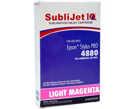 Epson 4880 SubliJet IQ Sublimation Ink - Light Magenta