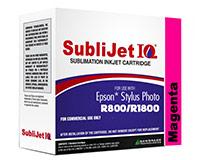 Epson R800/R1800 SubliJet IQ Sublimation Ink - Magenta