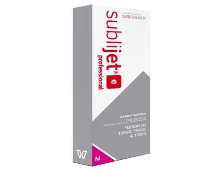 Epson SureColor T Series 3000/5000/7000 SubliJet E Professional Cleaning Cartridge Magenta