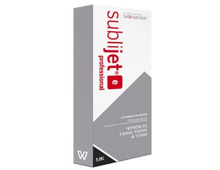 Epson SureColor T Series 3000/5000/7000 SubliJet E Professional Cleaning Cartridge Matte Black