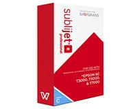 Epson SureColor T Series 3000, 5000, 7000 SubliJet E Professional Cyan