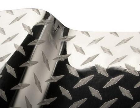 R Tape 2827 VinylEfx Diamond Plate Decorative 15x10