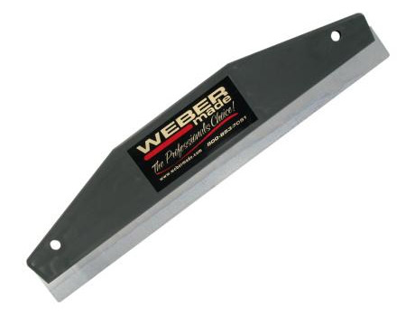 Webermade Stainless Steel Squeegee 12 inches