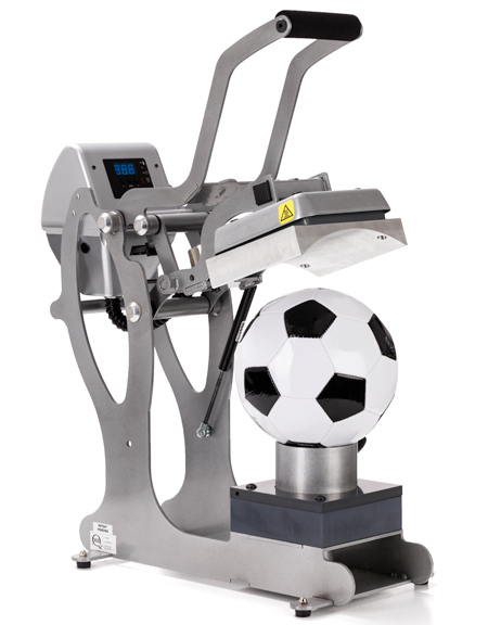 Hotronix Sports Ball Auto-Open Heat Press