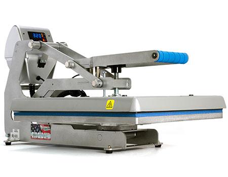Hotronix STX20 heat press 16x20 Auto-Open Clamshell