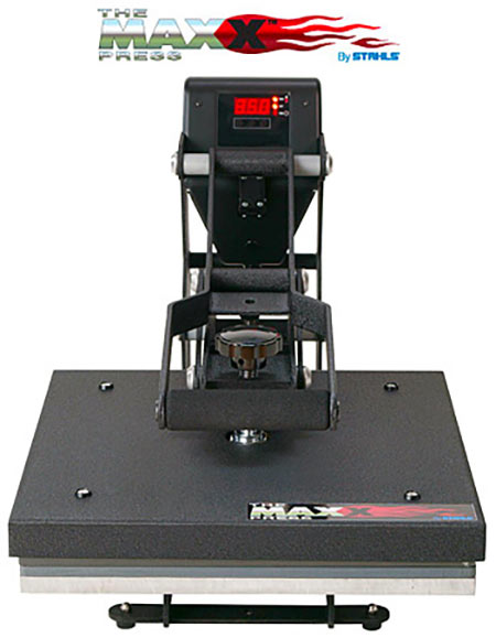 MAXX15 Heat Press 15x15