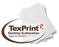 "Beaver TexPrint-R Sublimation Heat Transfer Paper 8.5""x11"""