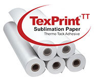 "Beaver TexPrint Thermo-Tack Sublimation Heat Transfer Paper 44""x393'"
