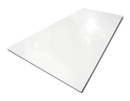 "Unisub FR Plastic-Gloss Sheetstock, 1/S 11.5""x23.25"""