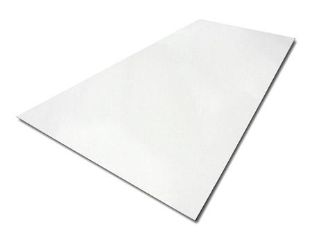 "Unisub FR Plastic-Matte Sheetstock, 1/S11.5""x23.25"""