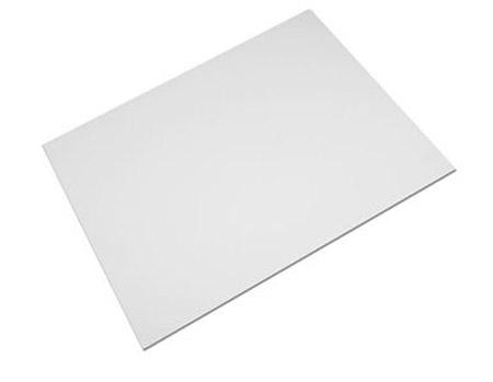 """Unisub Aluminum-0.030"""" Gloss Sheetstock, 1/S 12""""x24"""""""