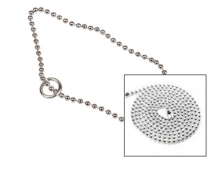 "Unisub Bead Chain For Dog Tag -30"""