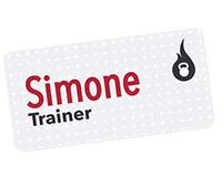 "Unisub 1.5""x3"" Name Badge FR Plastic"